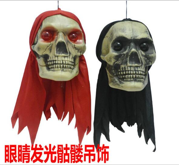 terrible skull mask new halloween decoration props realistic a terrorist than a human skull scary skull - Halloween Decoration Sales