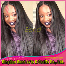 7A Brazilian Virgin Hair full lace human hair wigs straight lace front wig glueless full lace wigs Unprocessed human hair wigs