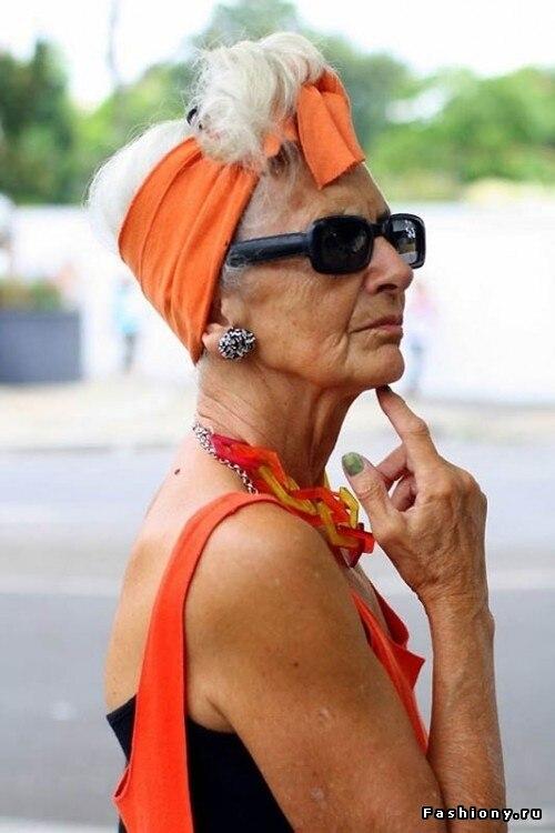 Пожилые дамы фото 61356 фотография