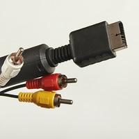 а . в . видео кабель шнур для пс1 пс2 Сони плейстейшен 2 # 8168