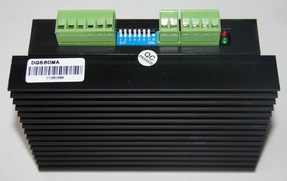 UT8KU5vXdRdXXagOFbXI - Wantai CNC Stepper Motor Driver 80VDC/7.8A/256Microstep,DSP code,  for Nema 34 motors, Ship Worldwide, CE, RoHS,DQ860MA