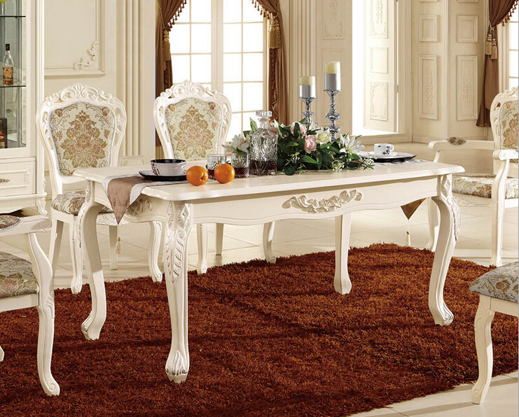 Italia Style Furniture Italian Classic Dining Room 0409 FC8802