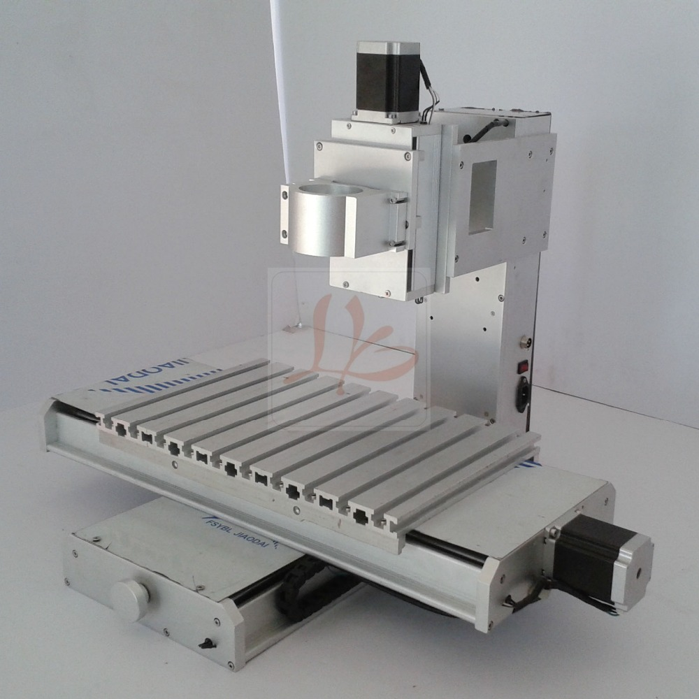 все цены на 3040 three axis frame column CNC high precision ball screw CNC engraving machine, industrial 3 axis pillar type engrave machine онлайн