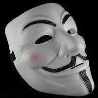 20 шт./лот бесплатная доставка для cpma гая фокса в значит вендетта игрока розовый крови шрам маскарадные маски 19736