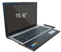 15.6 дюймов ноутбук ultrabook игровой ноутбук портативный компьютер с Intel Celeron с этого 1037u 1.8 ггц двухъядерный 4 гб 500 гб DVD-диск Mac 4500 для Windows 7/8