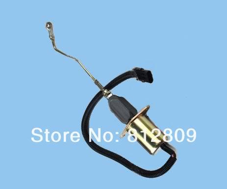 Соленоидный выключатель 5.9L 8.3L электромагнитные топлива соленоид отключения подачи 3935459 24 V электромагнитный SA-4763-24
