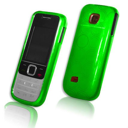 los angeles 1bed6 23fd0 US $6.99 |Green TPU Soft Hydro GEL Case ARMOR Skin Cover Protector For  Nokia 2730 Classic on Aliexpress.com | Alibaba Group