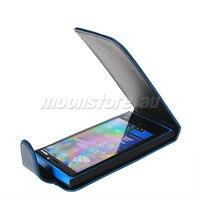 чехол для Nokia Lumia 920 кожа, сумка перевёрнутый стиль чехол