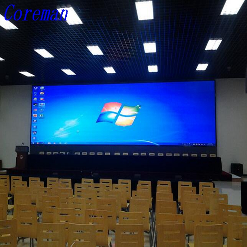 Indoor Rental Wall Led Display P4 Rgb Full Color Led Video