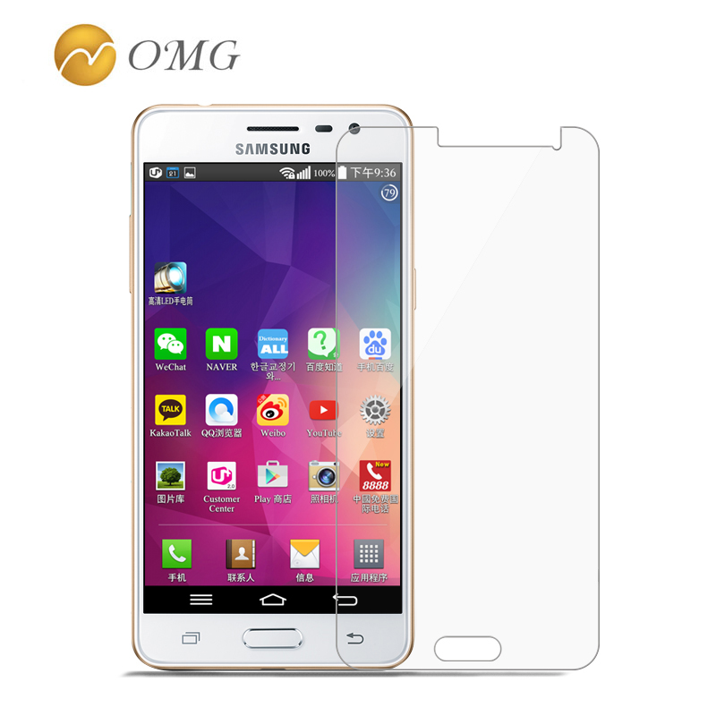 OMG Tempered Glass for Samsung Galaxy A3 A5 A7 2016 a310 a510 Screen Protector For Samsung J1 J5 J7 J120 J320 Protective film