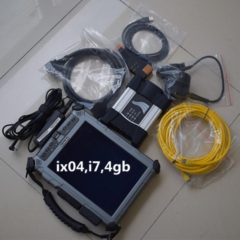 for bmw icom next with ix104 diagnostic tool07