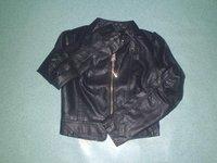 бесплатная доставка новых мужчин кожа, выращивания параграф пу куртка - воротник-g82