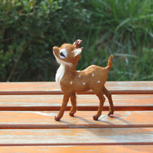 handmade decorative deer christmas decorations deer