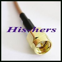 прямые 2 м СМА разъем для н-мужчин дель адаптер кабель