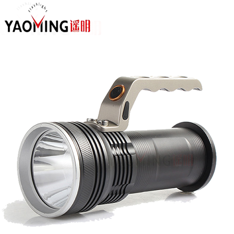 High power CREE Q5 LED flashlight waterproof rechargeable searchlight hand lamp protable linternas by 2*18650 patrol lights high power cree led hand lamp focus adjustable outdoor camping searchlight waterproof rechargeable hand lamp by 2 18650 torch