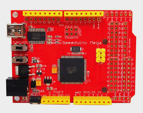 FREE Shipping! ! ! Microcontroller development board / 3D Printer Master / Electronic Component microcontroller