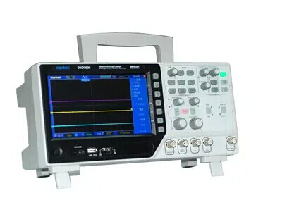 Hantek DSO4202C Digital Storage Oscilloscope 2CH 200MHz,1 Channel Arbitrary/Function Waveform Generator 40K 1GS/s цены