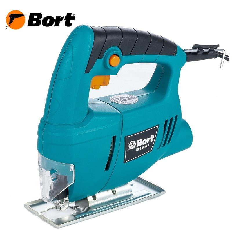 Jig Saw Bort BPS-500-P лобзик электрический bort bps 500 p