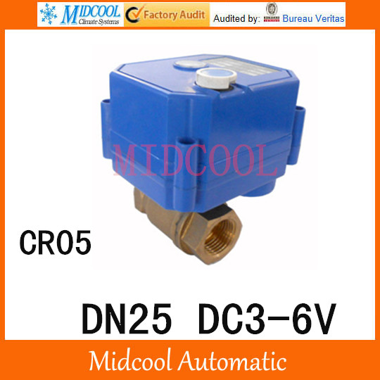 CWX-25S Brass Motorized Ball Valve 1 2 way DN25 minitype water control valve DC3-6V electrical ball valve wires CR-05 cwx 25s brass motorized ball valve 1 2 way dn25 minitype water control valve dc3 6v electrical ball valve wires cr 02
