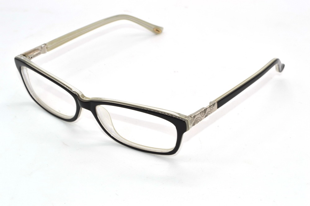 handmade optical alloy spring hinge designer eyeglass frame custom made prescription nearsighted glasses photochromic 10