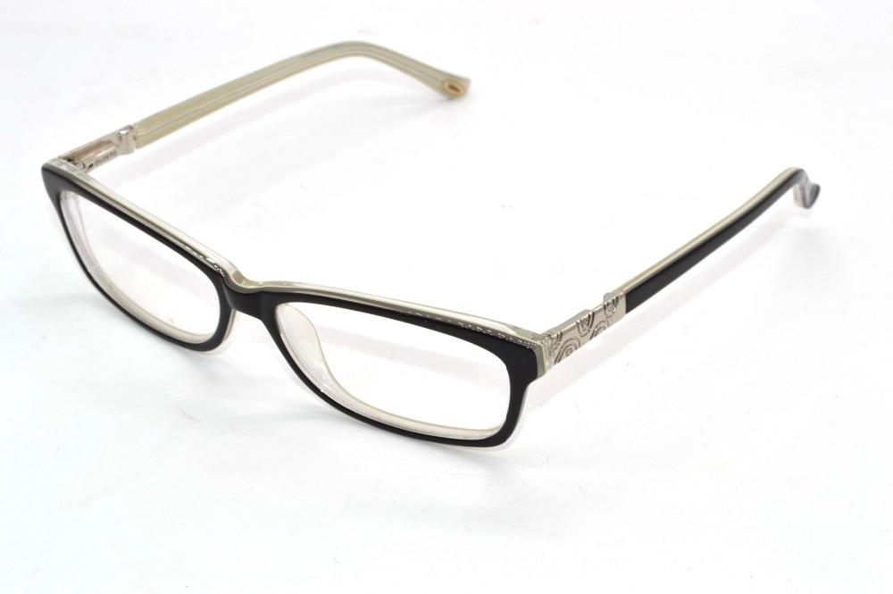 handmade optical alloy spring hinge designer eyeglass frame custom made prescription nearsighted glasses photochromic 10