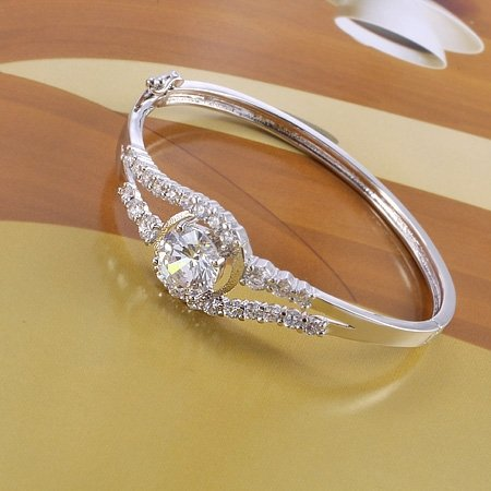 MxGxFam элегантные женские браслеты драгоценный камень