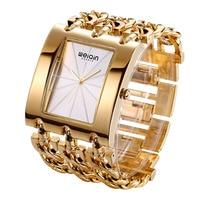 Top Brand WEIQIN Luxury Gold Women Bracelet Watches Crystal Female Watch Ladies Bracelets Fashion Montre Femme