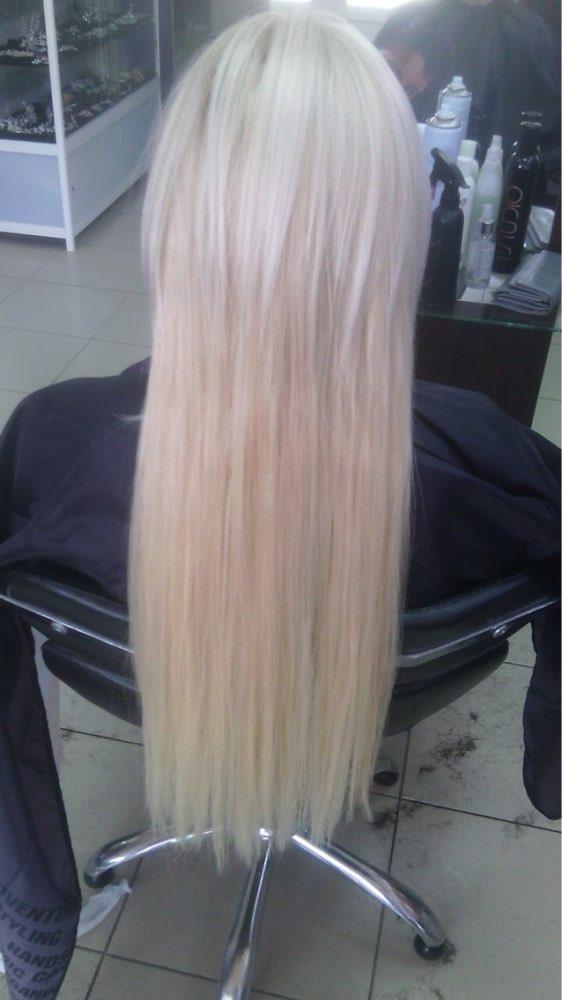 Сами волосы очень хорошего качества, но ленты оказались плохими и через пол часа после наклейки стали слазить! Продавец оказался понимающим и компенсировал затраты на повторное наращивание! Товар пришёл довольно быстро, недели за две!