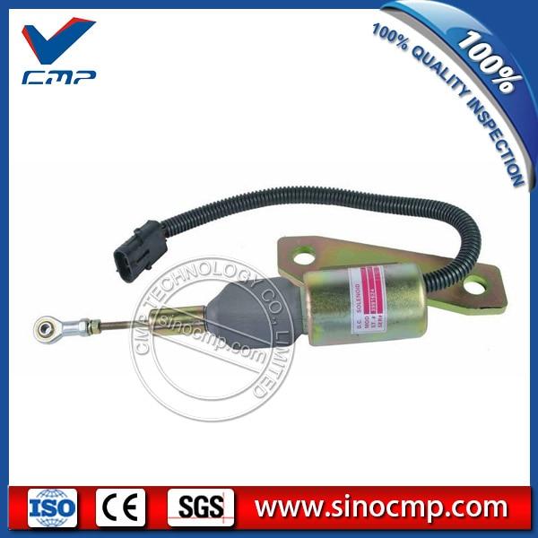 12v SA-4959-12 fuel stop shut off flameout solenoid 3991624