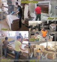 деревянные стекло обеденный стол 108