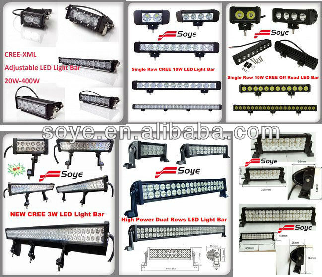 21 120w 4300lum led light bar truck led bar lights 4x4 for atv soye led light bars aloadofball Images