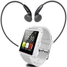 U8Pro/Plus Bluetooth FM Smart Armbanduhr U8 Touchscreen Kamerad für Android und IOS Uhren Armbanduhr Smartwatch Smartphones