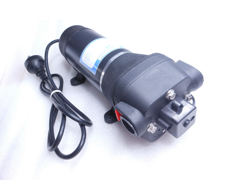 Electric Portable High Pressure Water Pump 110v 120v Box Folding Machine Machine Gearbox Makeup Aliexpress