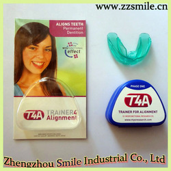 Original Myofunctional Orthodontic T4A Phase I Trainer/T4A Soft Appliance