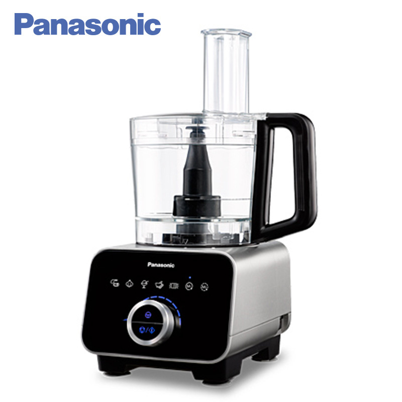 Panasonic MK-F800STQ Food Processors for grinding and mixing products, chef home kitchen cooking mixer Multifunction chrome kitchen sink faucet solid brass spring two spouts deck mount kitchen mixer tap