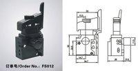 переменный ток триггер переключатель со скоростью управление и интегрированный реверсивный модуль