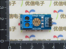 Free Shipping!!! electronic   for voltage detection module Voltage Sensor / voltage sensor / electronic building blocks