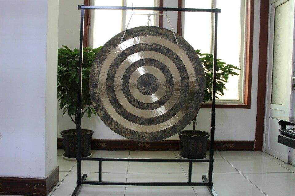 38 '' ветер гонг древовидная гонг ударные музыкальные инструменты традиционной китайской ветер гонг маллет бесплатная