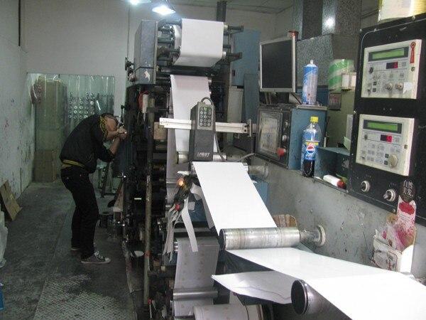 Auto-adesivas personalizadas private label cosméticos impressão de adesivos