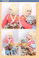 ао нет изгоняющий дьявола shiemimoriyama мода с коротким полный ну вечеринку таможенный косплей парик g14