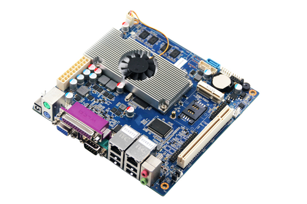 IPC Board D2700 Processor Dual core /NM10 /DDR3 Mini ITX Motherboard wavelets processor