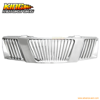 For 2005 2008 Nissan Frontier Pathfinder Grill Grille Chrome New 05 08 USA Domestic Free Shipping Hot Selling