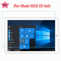 Ultra Thin HD Clear 0 26mm 2 5D Premium Tempered Glass Screen Protector For Chuwi Hi12