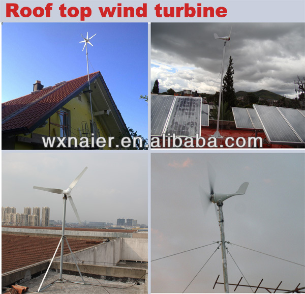 Cheap wind turbine generator