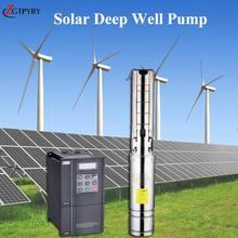 Панели солнечных батарей водяного насоса использовать японский импортированный подшипник высокого давления солнечного водяного насоса