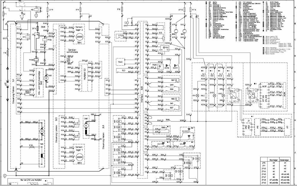jungheinrich wiring diagram