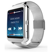 Heißer Verkauf i95 Smartwatch Bluetooth 4,0 Sync Anruf IP65 Wasserdicht für Android 4.3 Smartphone Unterstützung Herzfrequenzmessung Uhren