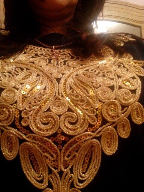 Очень красивая вышивка. Платье преобразилось! Большая,качественно сделанная вышивка!