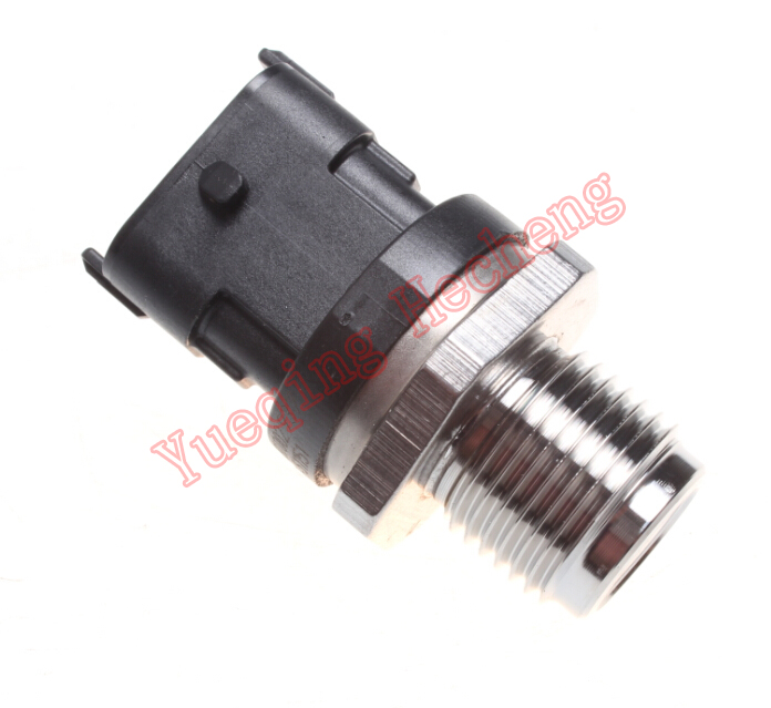 ФОТО 1PC Original Fuel Injection Rail Pressure Sensor 0 281 006 364