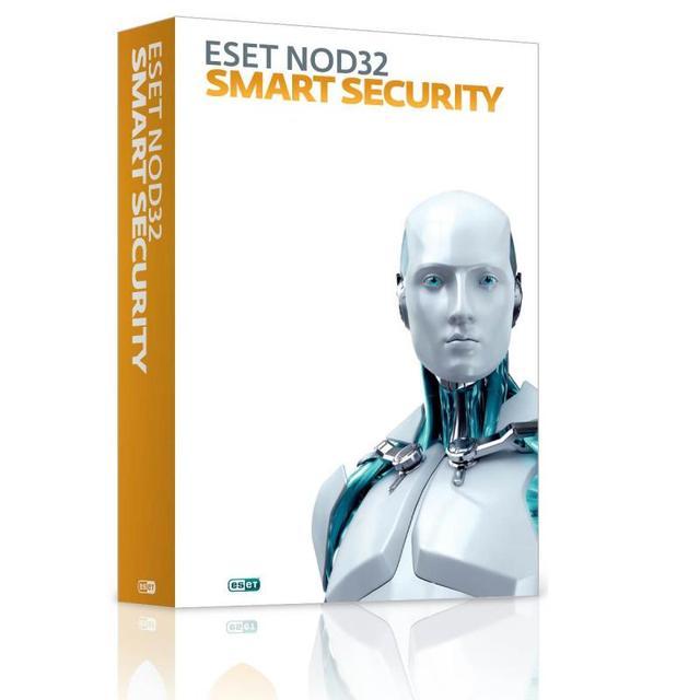 Антивирус ESET NOD32 Smart Security годовой